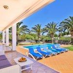 Villa Mallorca MA4655 Terrasse am Pool
