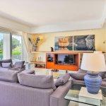 Villa Mallorca MA4655 Wohnraum mit TV