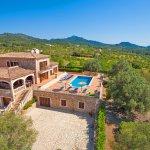 Villa Mallorca MA4680 Blick auf das Anwesen
