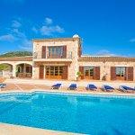 Villa Mallorca mit Swimmingpool MA4680