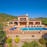 Villa Mallorca mit SwimmingpoolMA4680