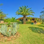 Ferienhaus Mallorca MA2004 Garten mit Rasen