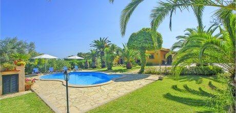 Mallorca Nordküste – Ferienhaus Pollensa 2004 für 4 Personen mit privatem Pool auf schönem Gartengrundstück. An- und Abreisetag Samstag.