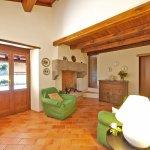 Ferienhaus Toskana TOH402 Couchgarnitur