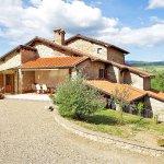 Ferienhaus Toskana TOH402 Eingang zum Haus