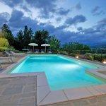Ferienhaus Toskana TOH402 Pool