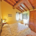 Ferienhaus Toskana TOH402 Schlafzimmer