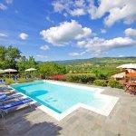Ferienhaus Toskana TOH402 Swimmingpool
