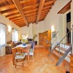 Ferienhaus Toskana TOH402 Wohnbereich