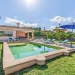 Ferienhaus Mallorca mit Pool MA3481