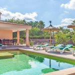 Ferienhaus Mallorca mit Swimmingpool MA3481