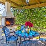 Ferienhaus Mallorca MA2171 Grillbereich mit Esstisch