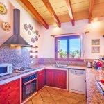 Ferienhaus Mallorca MA2171 Küchenbereich