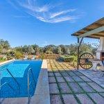 Ferienhaus Mallorca MA2171 Terrasse am Swimmingpool