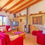 Ferienhaus Mallorca MA2171 Wohnbereich