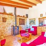 Ferienhaus Mallorca MA2171 Wohnraum