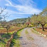 Ferienhaus Mallorca MA2171 Zufahrt zum Haus