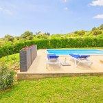 Ferienhaus Mallorca MA4770 Blick auf den Pool
