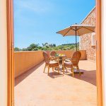 Ferienhaus Mallorca MA4770 Dachterrasse