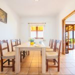 Ferienhaus Mallorca MA4770 Esszimmer