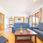 Ferienhaus Mallorca MA4770 Sitzecke im Wohnzimmer