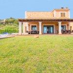 Ferienhaus Mallorca MA4770 mit Rasengrundstück