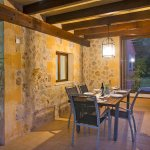 Finca Mallorca MA33777 überdachte Terrasse