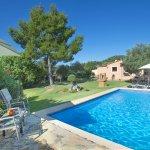Finca Mallorca MA33777 Gartenmöbel am Pool