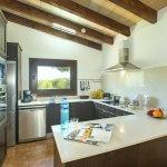 Finca Mallorca MA33777 Küche