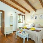 Finca Mallorca MA33777 Schlafraum mit Doppelbett