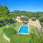 Finca Mallorca mit Pool MA33777