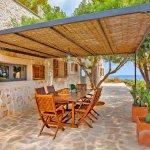 Ferienhaus Mallorca MA3966 Gartenmöbel auf der Terrasse (2)