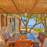 Ferienhaus Mallorca MA3966 Meerblick von der Terrasse (2)