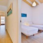 Ferienhaus Mallorca MA3966 Schlafzimmer mit 2 Betten