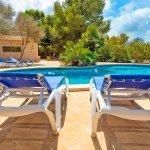 Ferienhaus Mallorca MA3966 Sonnenliegen