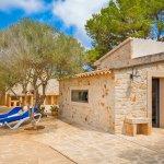 Ferienhaus Mallorca MA3966 Sonnenliegen am Haus