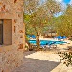 Ferienhaus Mallorca MA3966 Swimmingpool am Haus