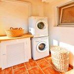 Ferienhaus Mallorca MA3970 Waschmaschine
