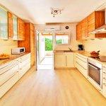 Ferienhaus Mallorca MA3970 moderne Küche