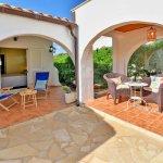 Ferienhaus Mallorca MA3970 offene Terrasse