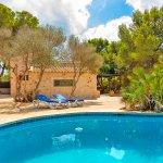 Ferienhaus Mallorca mit Pool MA3966