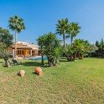 Finca Mallorca MA2044 Palmen im Garten