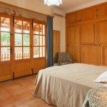 Finca Mallorca MA2044 Schlafzimmer mit Doppelbett