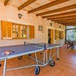 Finca Mallorca MA2044 Tischtennisplatte