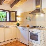 Ferienhaus Mallorca MA1100 Küche