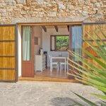 Ferienhaus Mallorca MA1100 Terrassentür