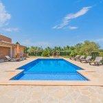 Ferienhaus Mallorca MA3034 Einstieg in den Pool