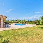 Ferienhaus Mallorca MA3034 Garten mit Pool