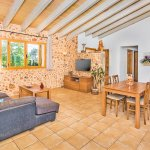 Ferienhaus Mallorca MA3034 Wohnbereich