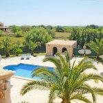 Ferienhaus Mallorca MA3890 Blick auf den Pool